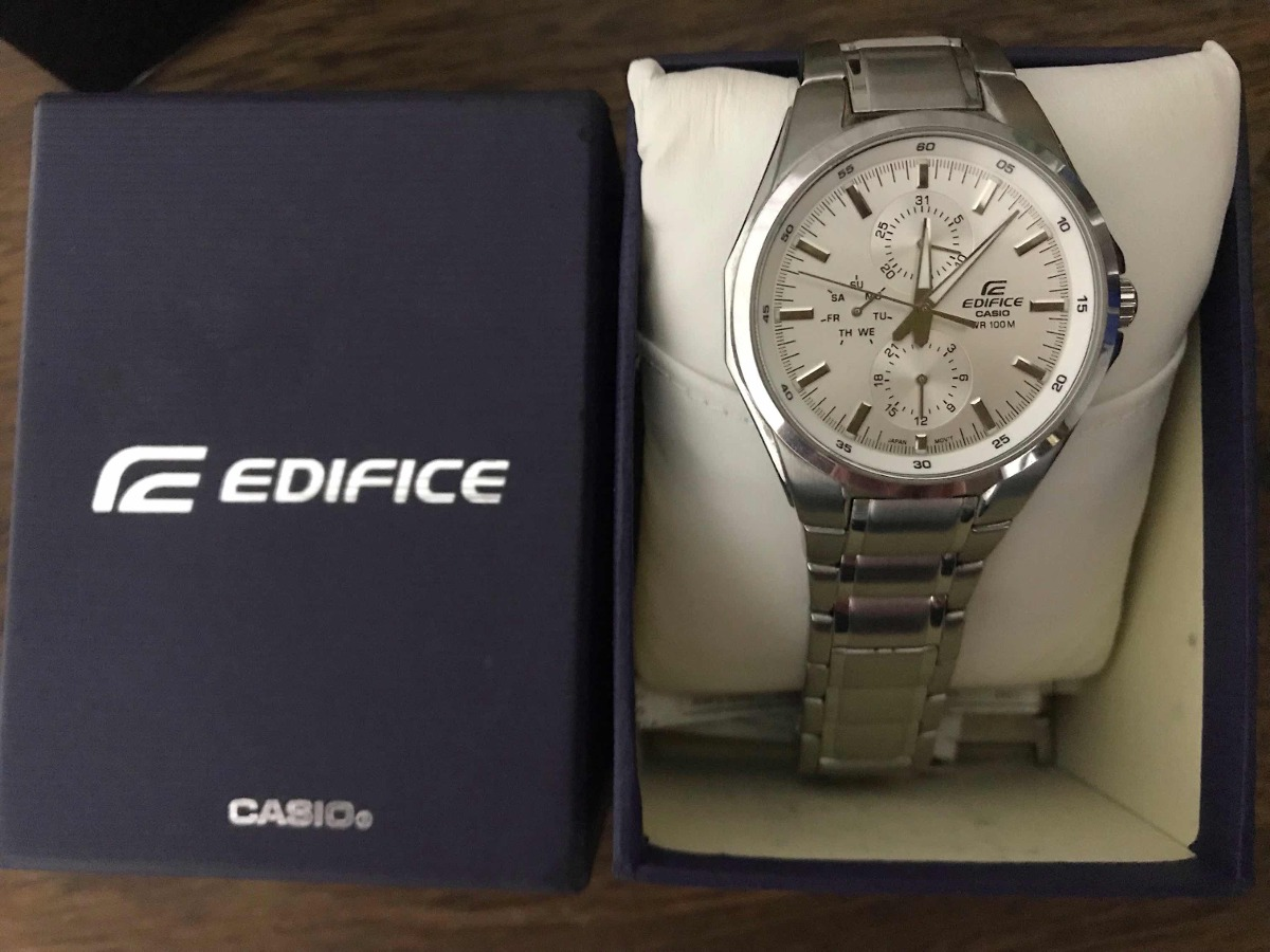 be05db93cd42 reloj casio edifice original importado. Cargando zoom.
