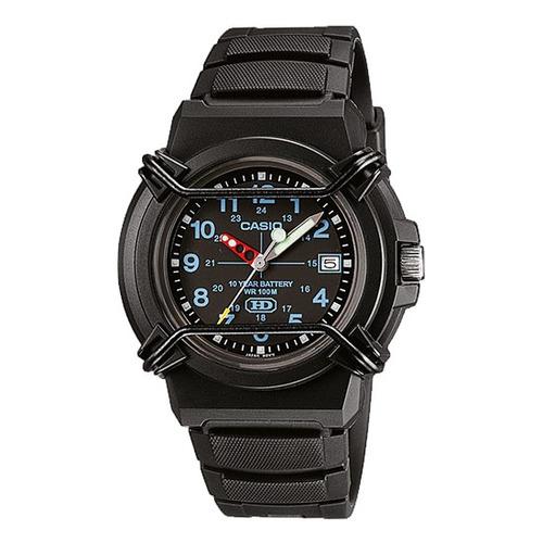 reloj casio hda-600b circuit