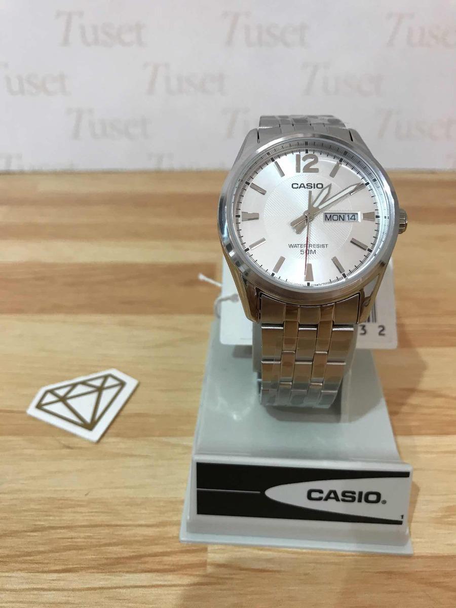 a5249f909fb0 Reloj Casio Hombre Mtp-1335d