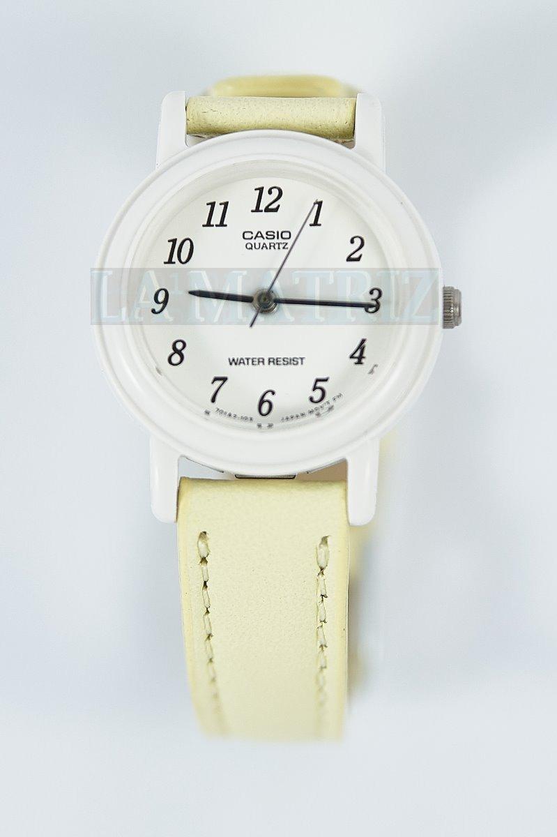 ade78ddd5c7a reloj casio para dama lq-139l9b. Cargando zoom.