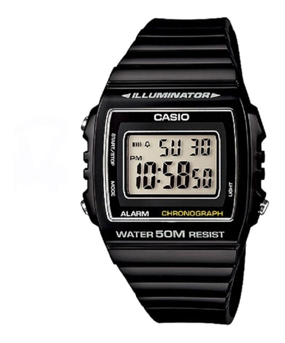 Cronómetro Con Casio Resistente W H Agua Hombre Reloj Al 215 bgIYfv76y