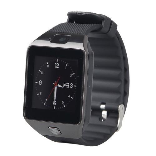 reloj celular dz09 smartwatch  español sim activo touch