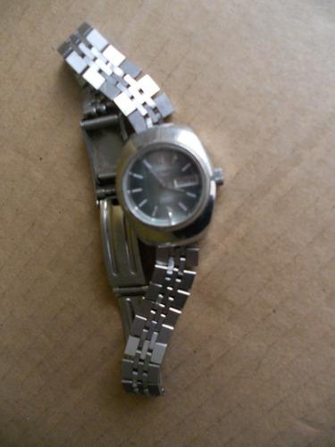 reloj citizen dama 28800 automat sumerg anti golpes 21rubies