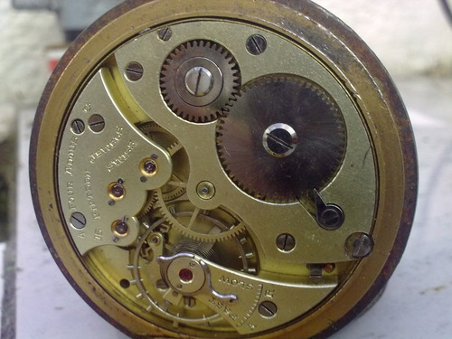 reloj de bolsillo movado