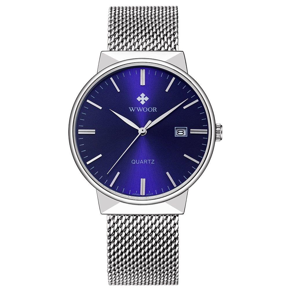 Reloj De Hombre Wwoor 301410a981f2