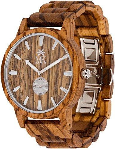 787cd160eaea Reloj De Madera Para Hombres Maui Kool Kaanapali Colección Z - U S ...