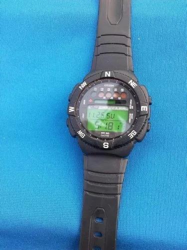 reloj de pulsera citizen wr 100