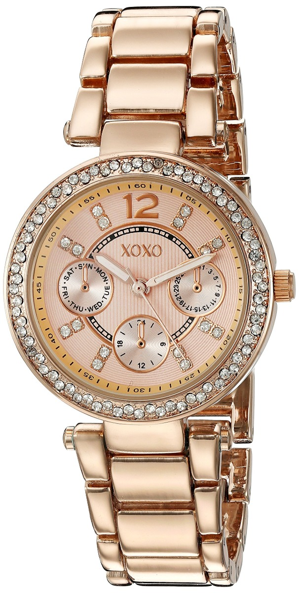 224eb30cf8b9 Reloj De Pulsera Y Metal De Cuarzo Para Mujer Xoxo
