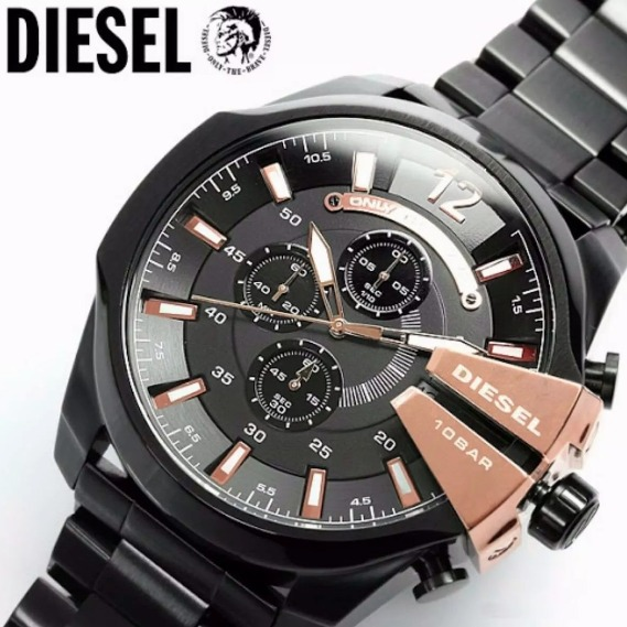 b90960393233 Reloj Diesel Dz4283 Mega Chief Original 10 Bar Super Promo -   5.500 ...