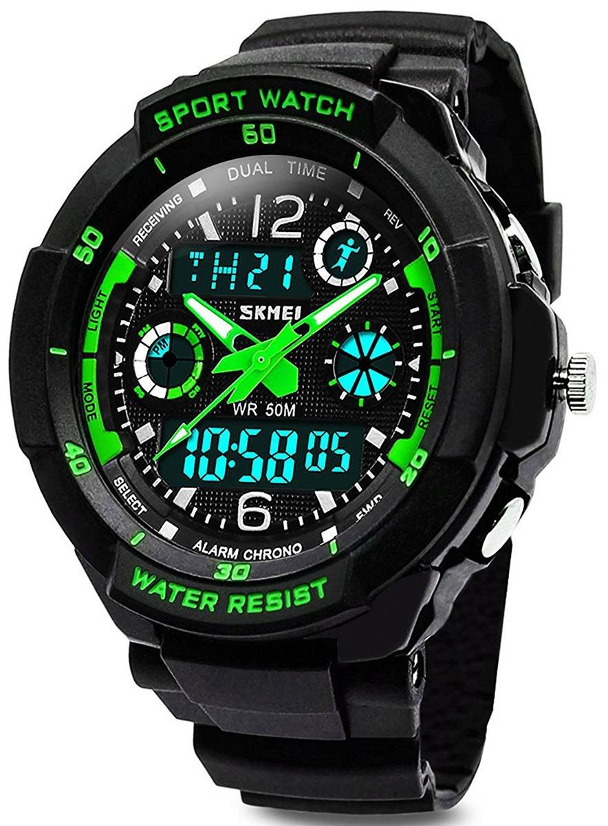 b3635c8341c5 reloj digital deportivo para niños - relojes deportivos a. Cargando zoom.