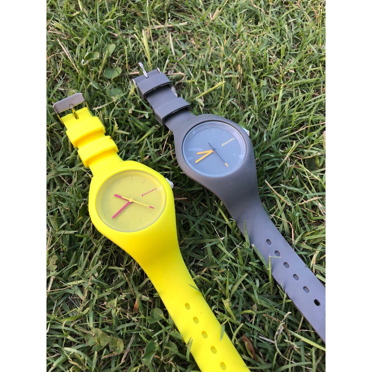 Discovery Reloj Goma De Reloj Unisex Discovery Unisex 7gyvYfb6