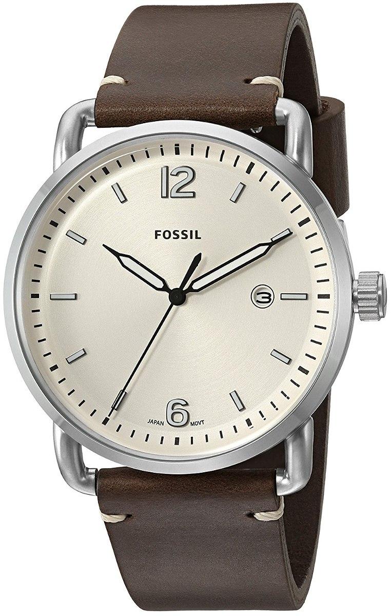 f957e06deba0 reloj fossil men s fs5275 the commuter three-hand date. Cargando zoom.