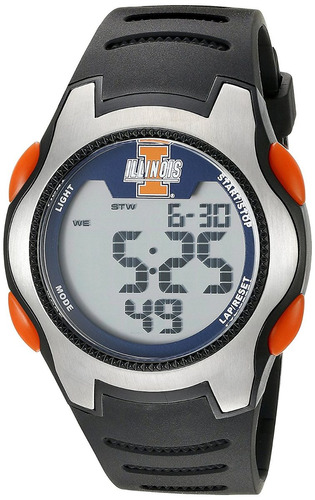 reloj game time men's col-trc-ill  training camp  watch -