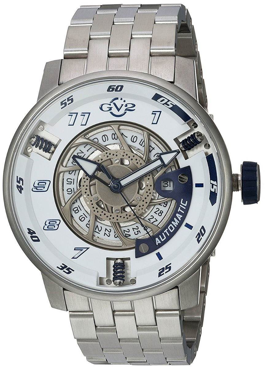 25ed835d8776 reloj gv2 by gevril motorcycle sport mens swiss automatic. Cargando zoom.