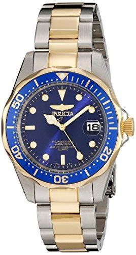 reloj invicta mens 8935 pro diver collection two-tone