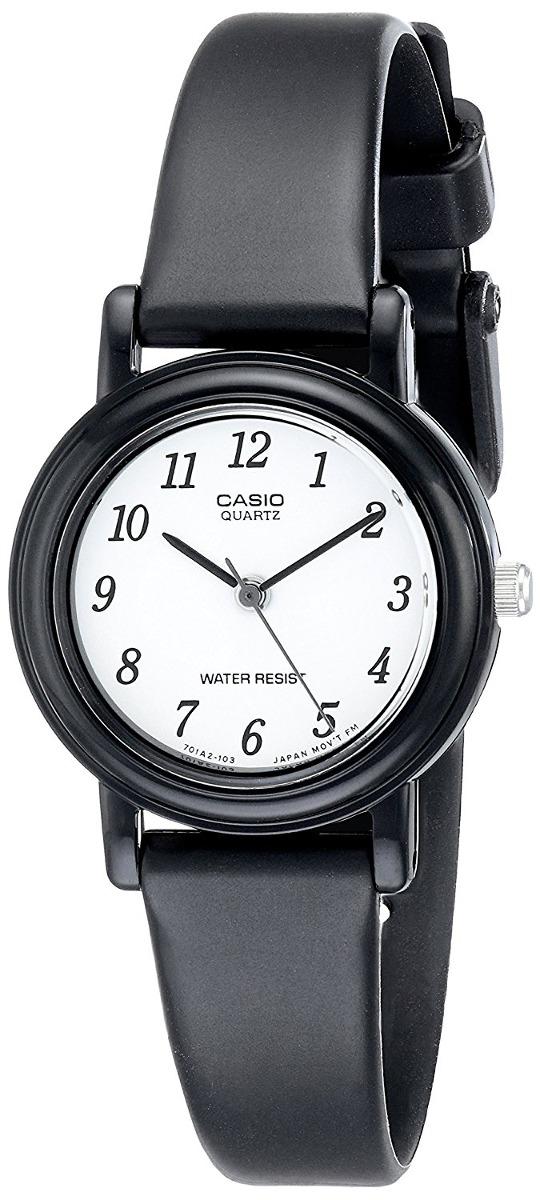 Reloj Casio Analog Classic 1b Round Mujer Women's Lq139b f6gb7y