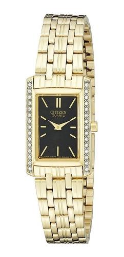 reloj mujer citizen women's ek1122-50e analog display