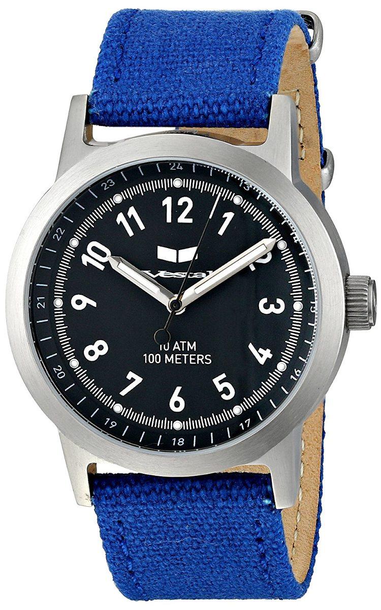 6ea71bc84 Reloj Mujer Vestal Unisex Abc3c01 Alpha Bravo Stainless - U$S 98,00 ...