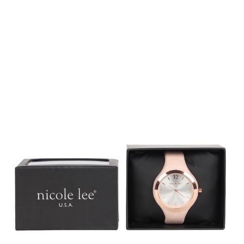 reloj nicole lee usa original - modelo wat6643 black