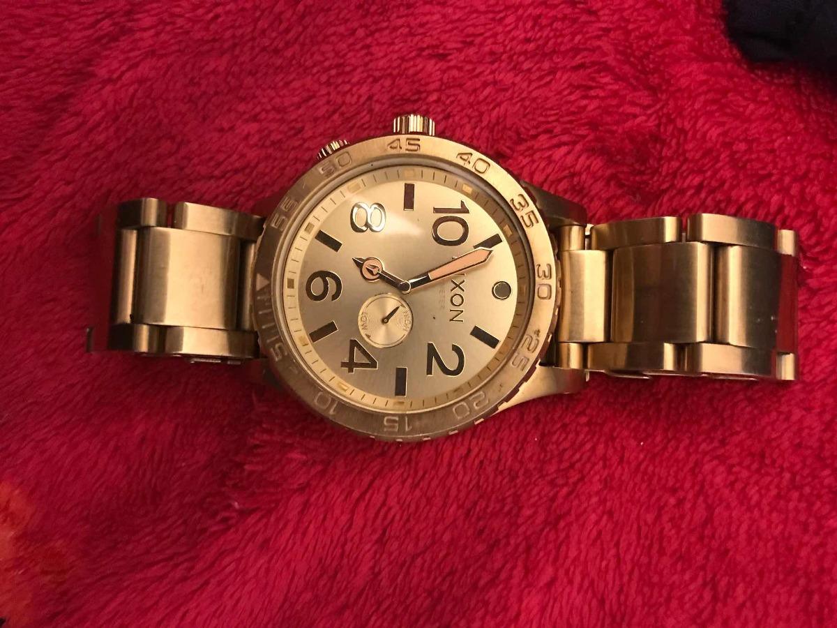 Reloj Nixon 51 30 Tide, Posible Permuta Apple Watch O Garmin - $ 5 000,00