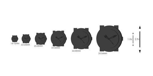 reloj nixon mens a3772222-00 sentry 38 leather analog