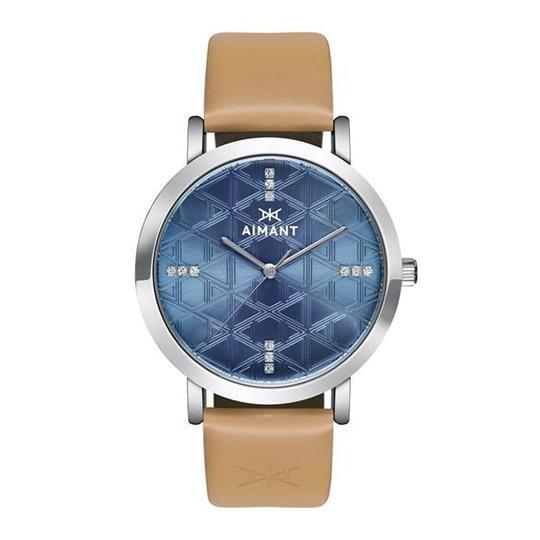 0ac51e868730 Reloj Para Mujer Aimant Lpa-200l5-2s Malla De Cuero-ub - U S 99