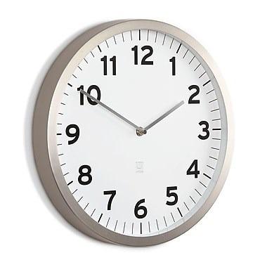 fb1d36ec9321 Reloj Pared 32cm Blanco Anytime -   2.550