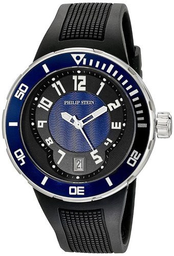 reloj philip stein men's 34-bbl-rb active extreme stainless