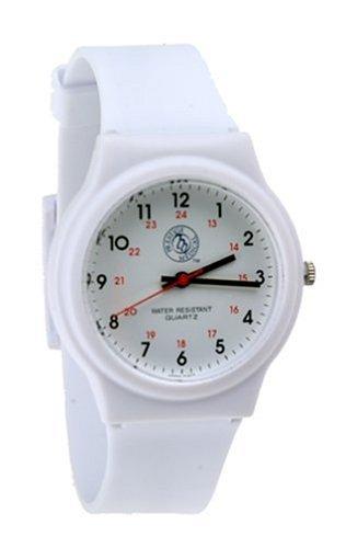Prestige Scrub Medical White Nurse Reloj 43q5LARj