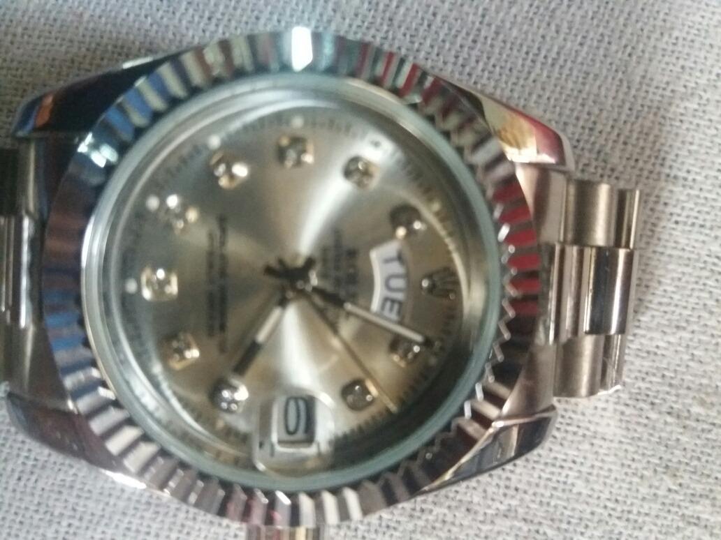 Reloj rolex hombre precio mercadolibre – Joyas de plata 7b4300556b9f