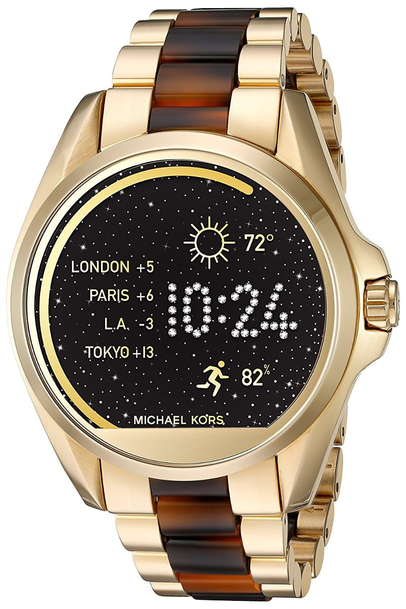 Gold Smart Michael Touch Reloj Screen Access Watch Kors fgYy6b7