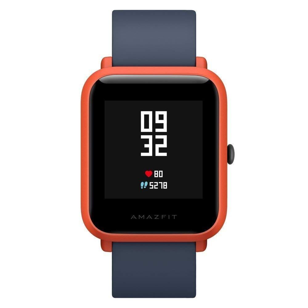 Naranja Smartwatch Con Reloj Gris Nuevo Bip Exe Amazfit PTulZwOkiX