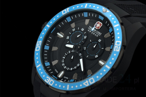 reloj swiss military