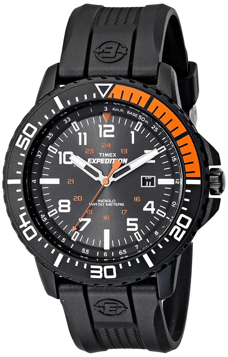 4b3762e9ea2f reloj timex t49940 expedition uplander negro   naranja co. Cargando zoom.