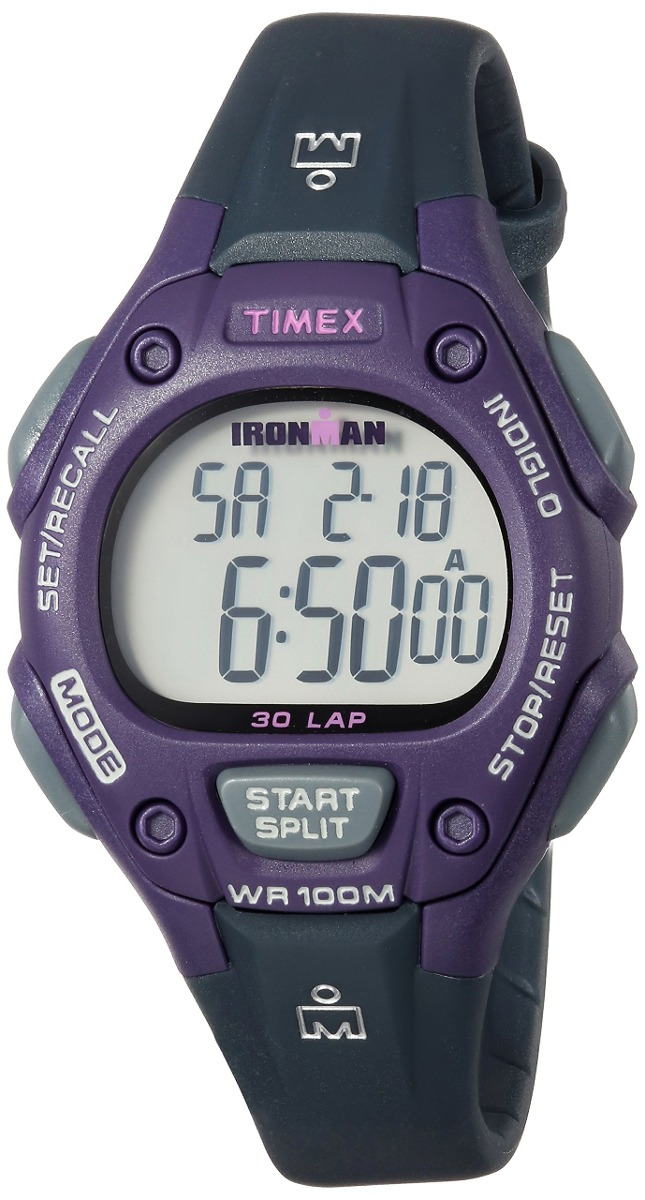 a57bc8244733 Reloj Timex Tw5m16000 Ironman Classic 30 Tamaño Mediano