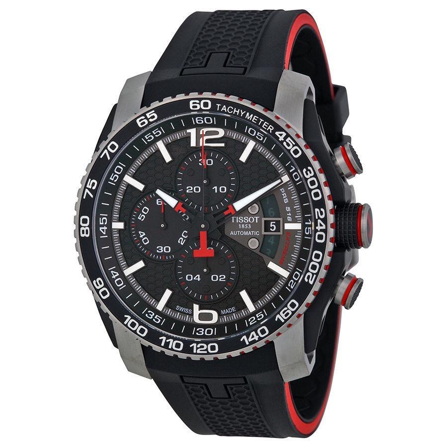 c1bfb7bb7a10 reloj tissot prs 516 automatic chronograph varios modelos. Cargando zoom.