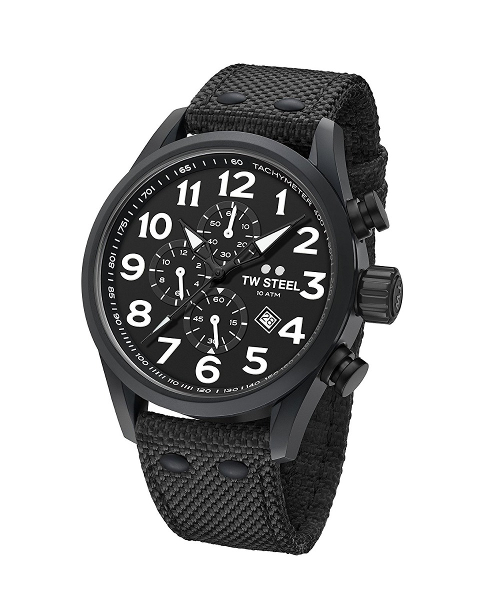 36772b8f54c3 reloj tw steel men s  volante  quartz stainless steel and. Cargando zoom.
