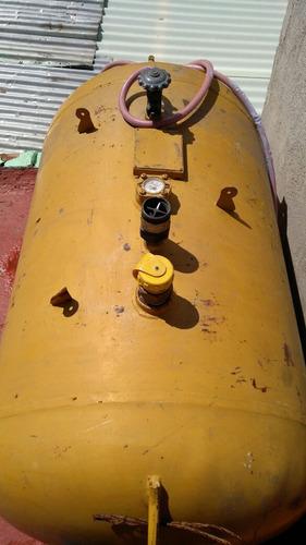 remato urgente tanque de gas estacionario  cap 300 kg!