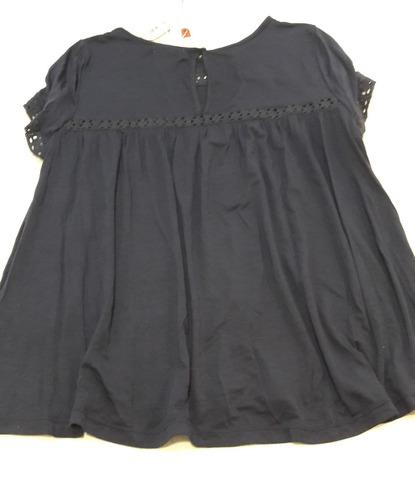 remera blusa daniel cassin nueva sin uso azul