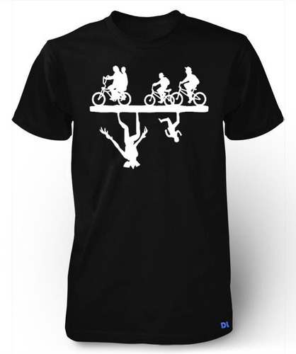 remera camiseta stranger things, estampadas, personalizadas