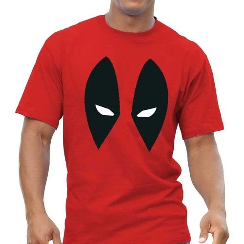 remera camiseta superheroes personalizadas