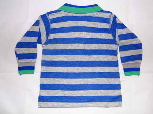 remera chomba algodón bebé gdeb 6 meses equivale a carters