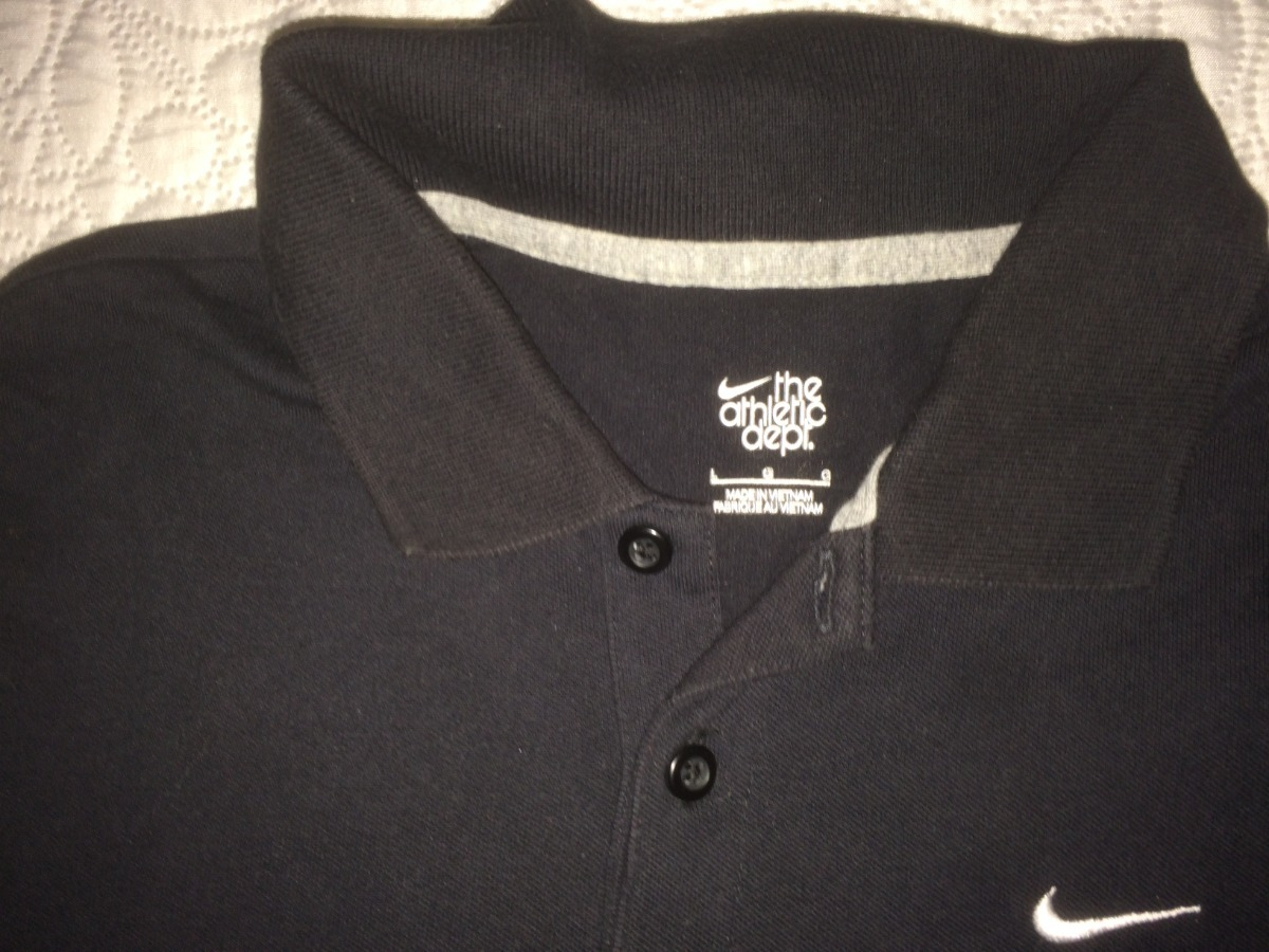 68a42ebe3 Remera Nike Con Cuello - Dama - $ 390,00 en Mercado Libre