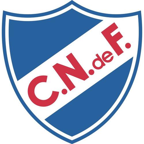 remera roja azul entrenamiento club nacional de football