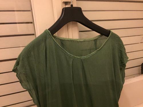remera/ vestido modal