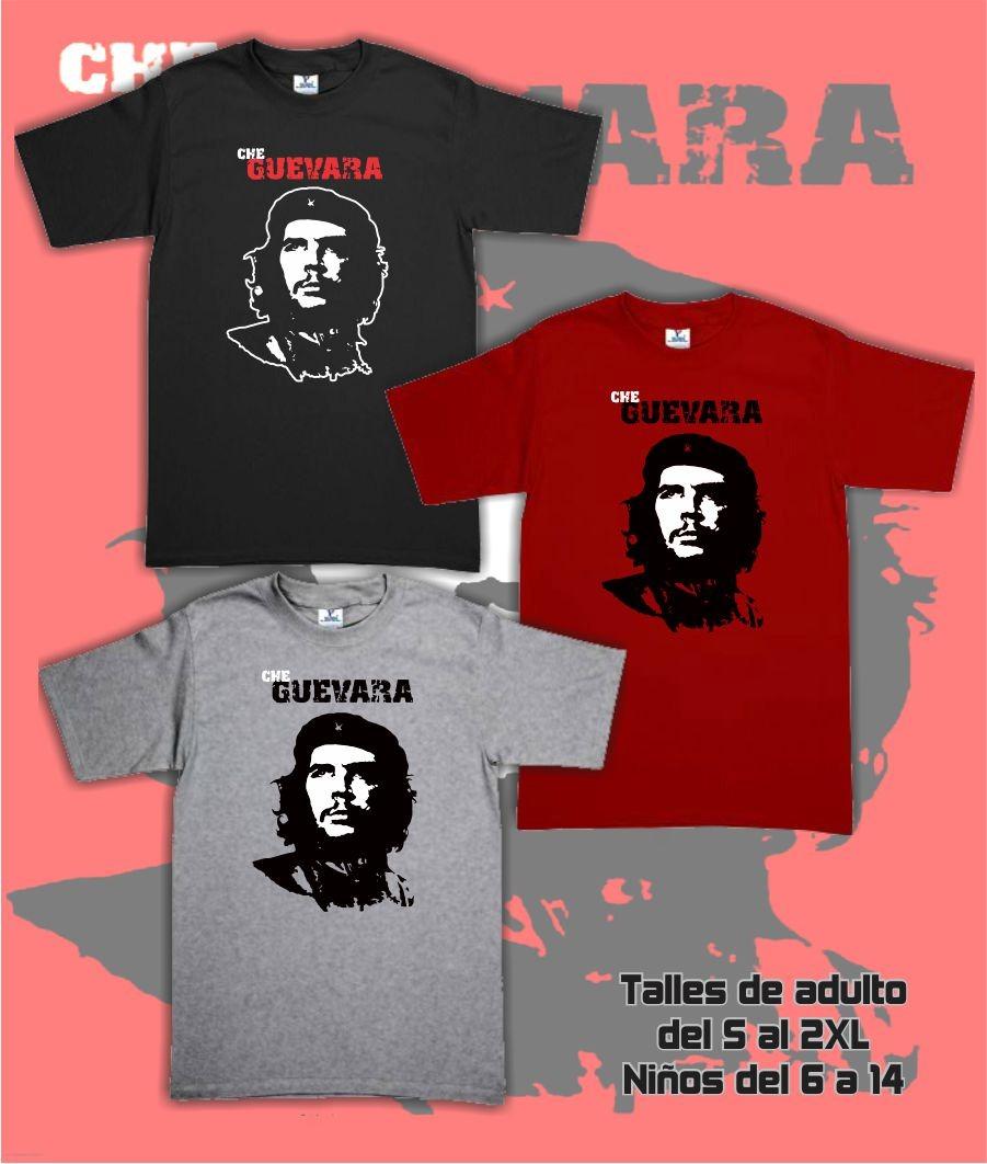 Remeras Che Guevara  12039969270