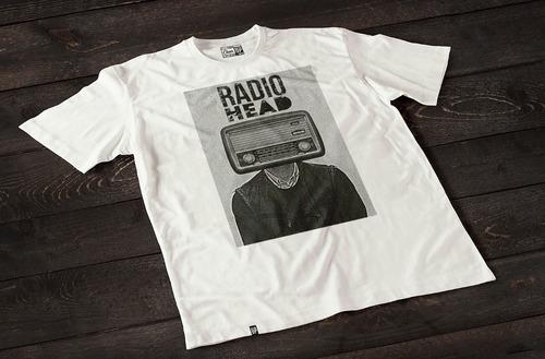 remeras estampadas radiohead cheer up