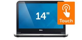 remte laptop dell  14  tactil, 16gb dd 1tb  i5 de aparador