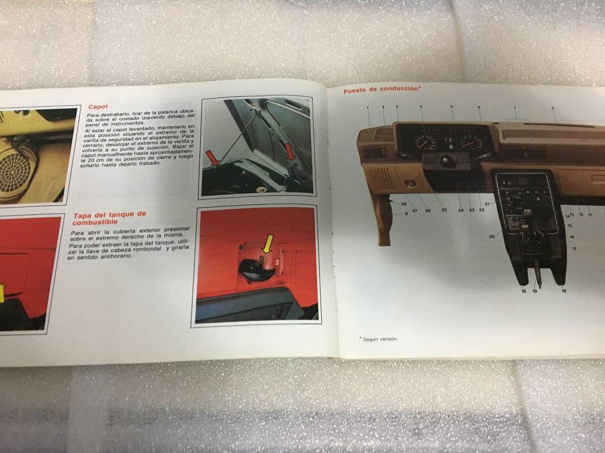 Renault 11 Wiring Diagram Electrical Diagrams Espace Je Manual De Usuario 45000 En Mercado Libre 1966 Mustang