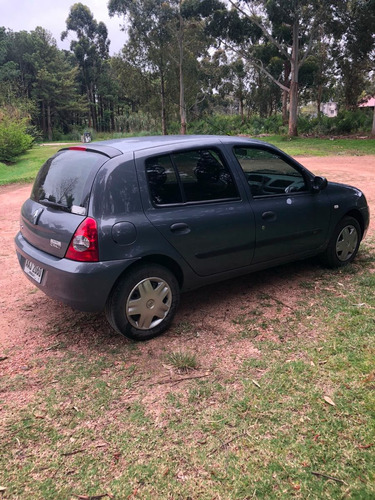 renault clio 1.2 authentique 75cv impecable! financio